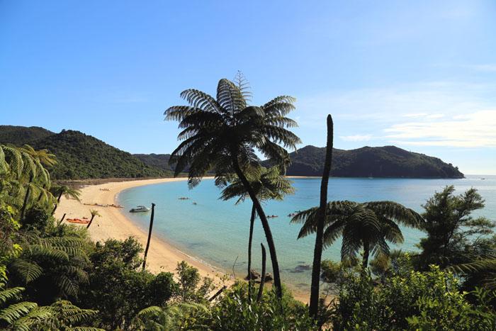 Neuseeland Abel Tasman Coastal Track2