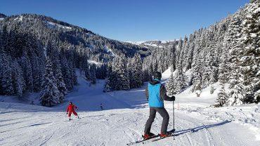 Moarlhof Seiser Alm Skifahren