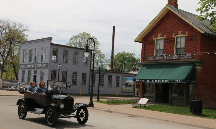 Detroit Greenfield Village Model T 2