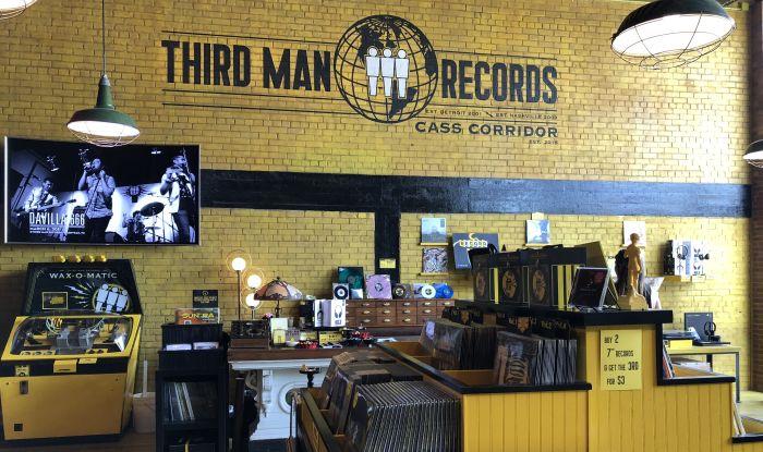 Detroit Third MAn records