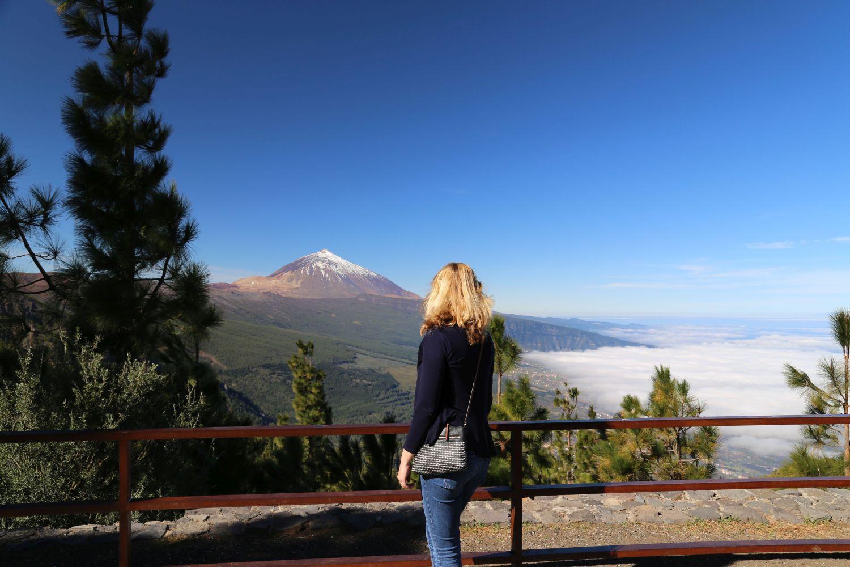 AIDA Kanaren Teneriffa Teide
