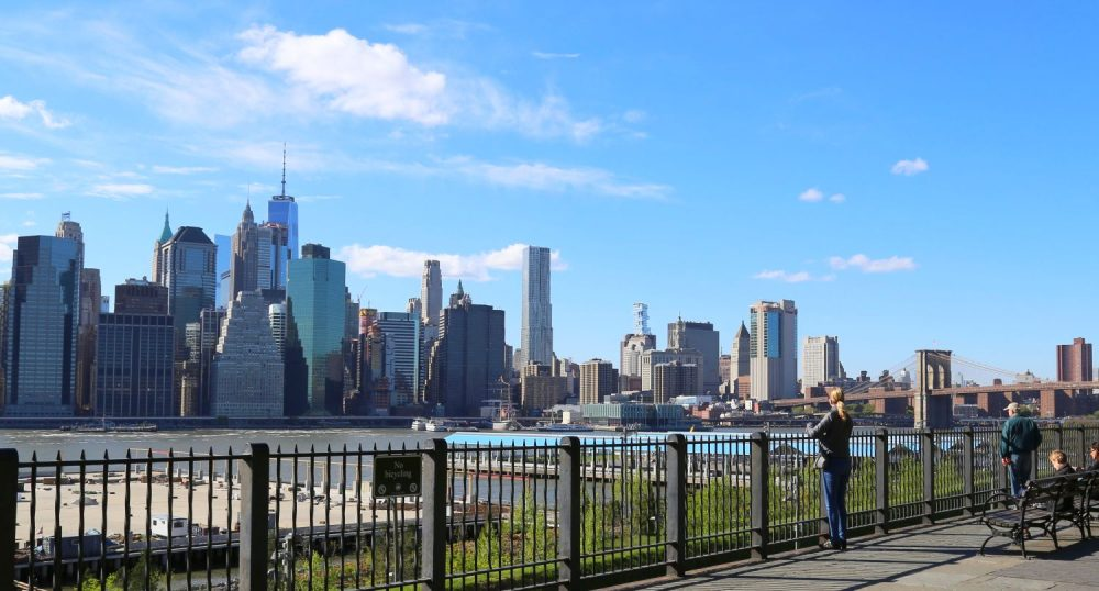 New York Ausblick