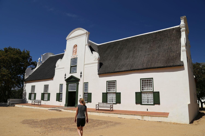 Kapstadt Groot Constantia Wein Wine