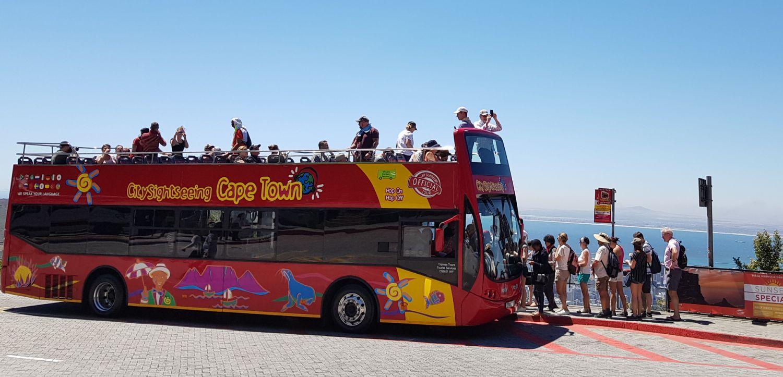 Kapstadt Hop On Hop Off Bus