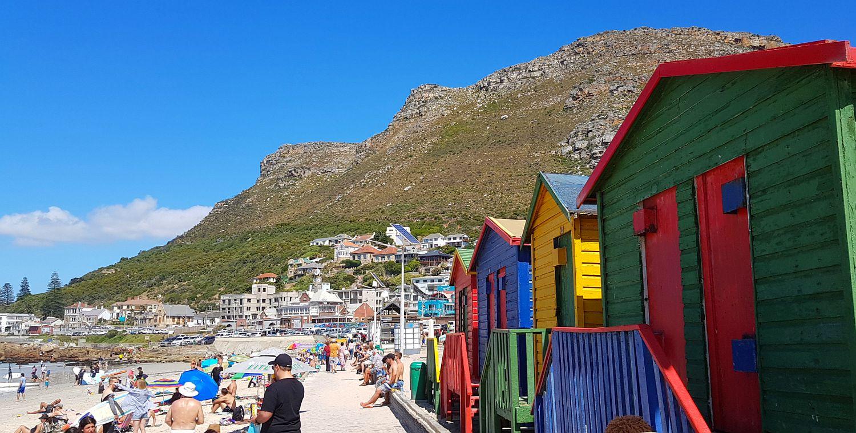 Kapstadt Muizenberg