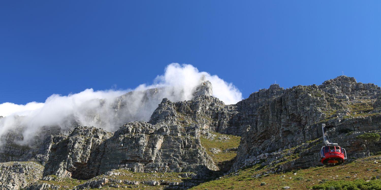 Kapstadt Tafelberg Seilbahn
