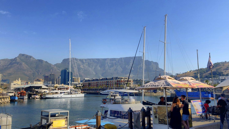 Kapstadt V A Waterfront