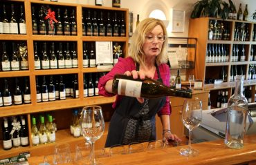 Nelson Weinprobe Neuseeland Seifried