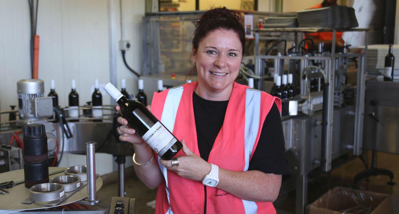 Neuseeland Anna Seifried Wein Nelson