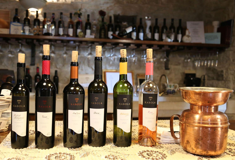 Istrien Weingut Kabola