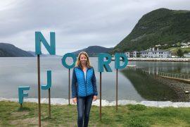 Nordfjordeid Kreuzfahrt AIDA