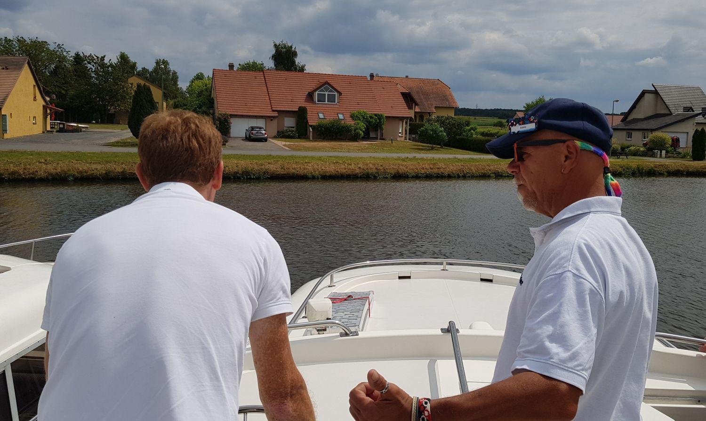 Le Boat Hausboot Tango Elsass Hesse