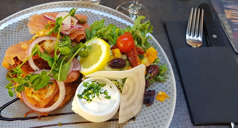 Saverne Restaurant La Marne elsässische Küche