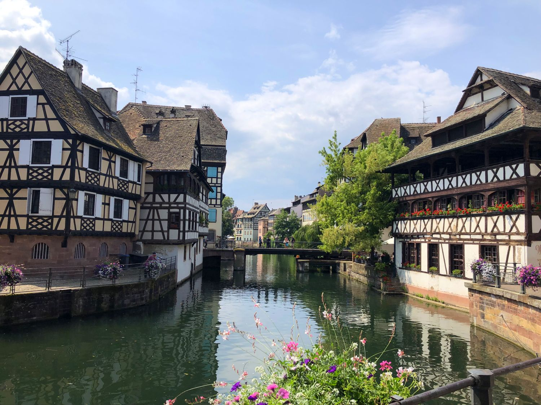 Hausboot LeBoat Straßburg Petite France