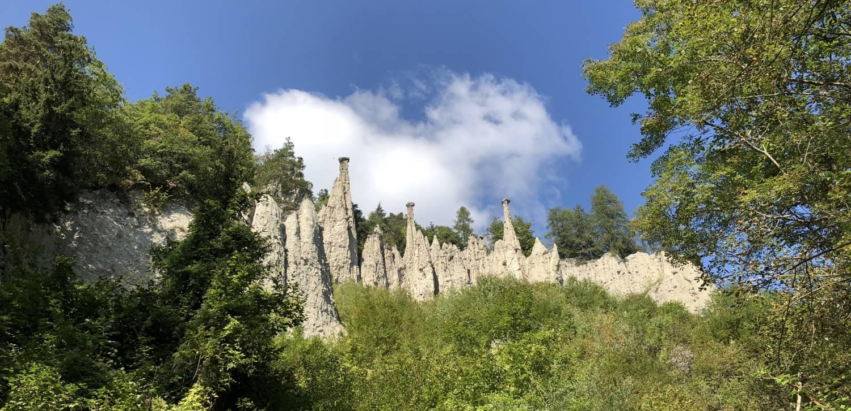 Rittener Erdpyramiden Südtirol