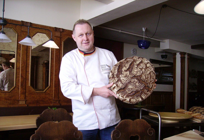 Zu Gast beim Brot-Sommelier in Churfranken